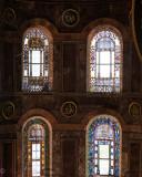 Inside St. Sophia's Mosque