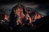 Kolob Canyon Zion NP Ut