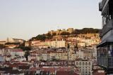 View from Santa Justa