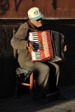 Potosí, street musician