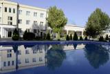 My hotel in Samarkand