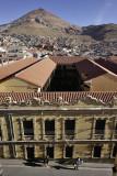 Potosí, view from Torre de la Compañia de Jesus
