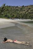 Beach at Lombok Island, Indonesia