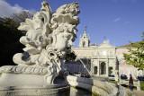 Fountain of Necessidades Palace