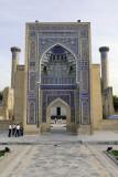 Samarkand, Gur-e-Amir Mausoleum