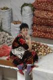 Samarkand, at the market