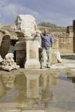 At Leptis Magna