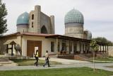Samarkand, shops near Bibi-Khanym Mosque