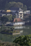 Kandy, view from my hotel