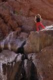 Around Tupiza, Canyon del Inca