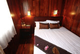 Halong, my room in the boat
