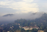 Kandy, the view from our home