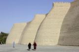 Bukhara, Ark Walls