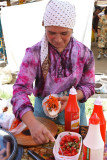 Bukhara market