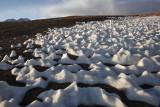 Reserva Eduardo Avaroa, ice field near Hotel Tayka