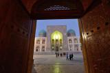 Bukhara, Mir-i-Arab Medressa