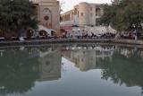 Bukhara, Lyabi-Hauz Square