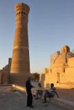 Bukhara, Kalon Minaret and Mir-i-Arab Medressa