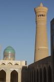 Bukhara, Kalon Mosque and Minaret, Mir-i-Arab Medressa