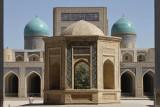 Bukhara, Kalon Mosque and  Mir-i-Arab Medressa