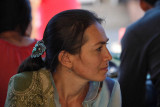 Bukhara, at the market