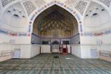 Bukhara, Bolo-Hauz Mosque