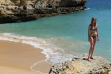 Albandeira beach, Algarve, Portugal