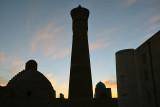 Bukhara, Kalon Minaret and Mosque
