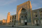 Bukhara, Abdulaziz-Khan Medressa