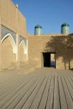 Khiva, inside Kuhna Ark