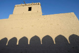 Khiva, the Kuhna Ark