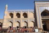 Khiva, Islom-Hoja Medressa