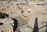Khiva, view from Islom-Hoja Minaret