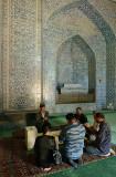 Khiva, Pakhlavan Mahmoud Mausoleum
