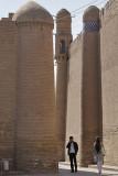 Khiva, Toshplatov Street