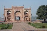 Agra, Itmad-Ud-Daulah's Tomb