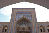 Khiva, Mohammed Amin Khan Medressa