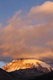 Sajama National Park, Sajama Nevado sunset