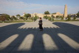 Khiva, near the west entrance