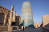 Khiva, Kalta Minor Minaret and Mohammed Amin Khan Medressa