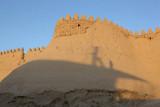 Khiva, Ichon-Qala East Wall