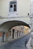 Bairro Alto, Academia das Ciências street
