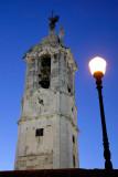 Clock Tower near Ajuda Palace
