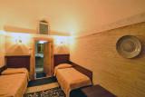 Khiva, our room at the Hotel Orient Star (Mohammed Amin Khan Medressa)