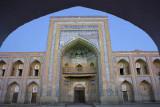 Khiva, Mohammed Rakhim Khan Medressa