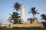 Galle, the Lighthouse and Meeran Jumma Mosque