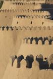 Khiva, City Walls from Kuhna Ark