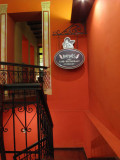 La Paz, the restaurant of our hotel