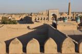 Khiva, view from Kuhna Ark