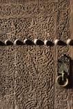 Khiva, old door